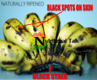 Naturally Ripened banana